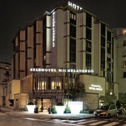 Exterior view Starhotels Michelangelo Fotos