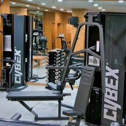 Wellness/fitness area Athens Ledra Marriott Hotel