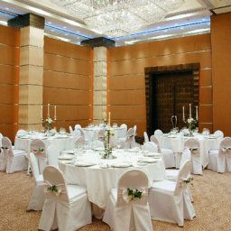 Banqueting hall Athens Ledra Marriott Hotel