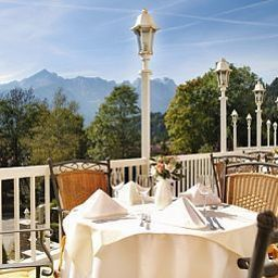 Terrace Grand Hotel Sonnenbichl