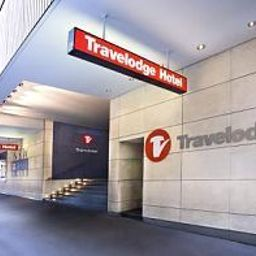 Exterior view Sydney Travelodge Phillip Street