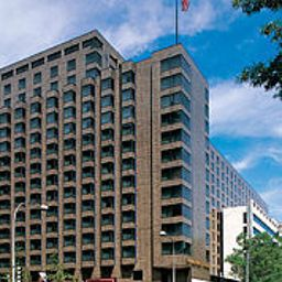 DC JW Marriott Washington Waszyngton D.C.