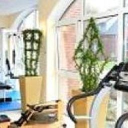 Wellness/fitness area Freese Nordsee-Hotel