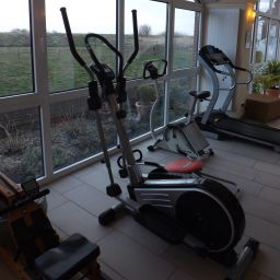 Fitness room Freese Nordsee-Hotel