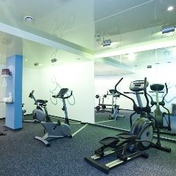 Fitness Best Western Plus Fellbach