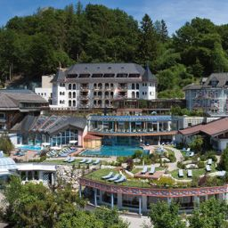 Exterior view Ebner's Waldhof am See Resort & Spa