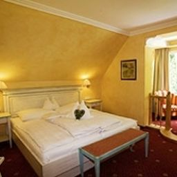 Room Ebner's Waldhof am See Resort & Spa