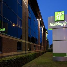 Vista esterna Holiday Inn LONDON - HEATHROW