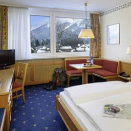 Room Mercure Hotel Garmisch Partenkirchen