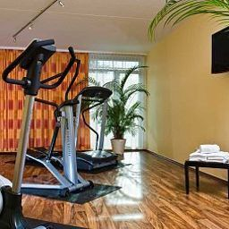 Fitness room Wyndham Garden