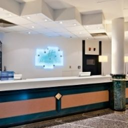 Ресепшен Holiday Inn MUNICH - SOUTH
