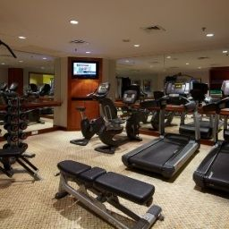 Wellness/fitness area Holiday Inn Resort PENANG Fotos