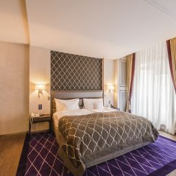 Suite junior Lausanne Palace and Spa