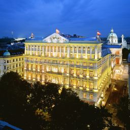 Vista esterna Imperial Wien Luxury Collection