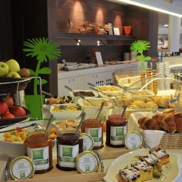 Buffet ibis Styles Linz (ex all seasons)
