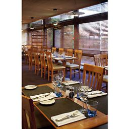Breakfast room within restaurant Novotel Nottingham East Midlands
