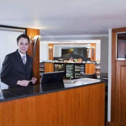 Интерьер Crowne Plaza LONDON - HEATHROW