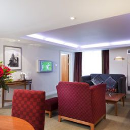 Suite Crowne Plaza LONDON - HEATHROW