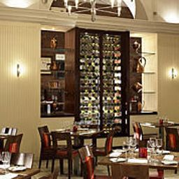 Ristorante London Marriott Hotel Marble Arch