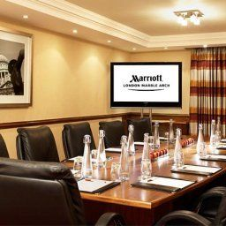 Sala congressi London Marriott Hotel Marble Arch
