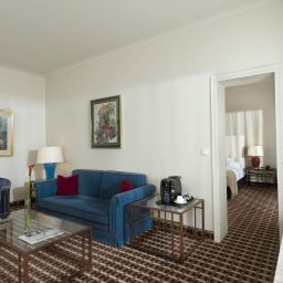 Suite Junior Wyndham Grand Axelmannstein