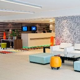 Reception ibis Styles Linz (ex all seasons)