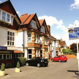BEST WESTERN Linton Lodge Hotel Oxford