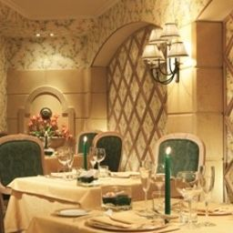 Restaurante Capitol World Class Hotel