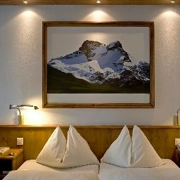 Room with terrace Eiger