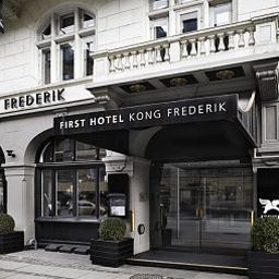 Kong Frederik First Hotel Copenhague