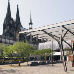 Exterior view Hotel Mondial am Dom Cologne - MGallery Collection