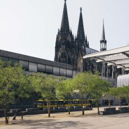 Pokój Hotel Mondial am Dom Cologne - MGallery Collection