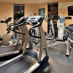 Bien-être - remise en forme Holiday Inn SAN FRANCISCO-FISHERMANS WHARF