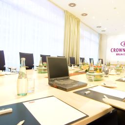 Conference room Crowne Plaza BERLIN - CITY CTR NURNBERGER