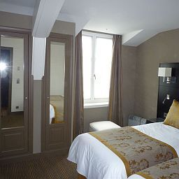 Suite Junior Best Western Sevres Montparnasse