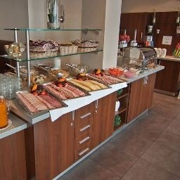 Buffet Novum Eleazar City Center