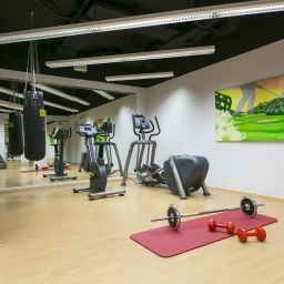 Fitness room Wald & Golfhotel Lottental