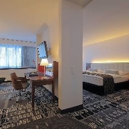 Suite junior Basel Radisson Blu Hotel