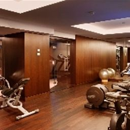Fitness room Schweizerhof & THE SPA