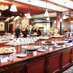 Buffet Howard Plaza Hotel Taipei
