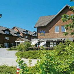 Exterior view Best Western Oldentruper Hof