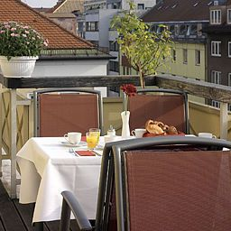 Terrasse Smart Stay Schweiz