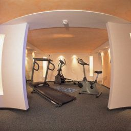 Fitness room Alpina