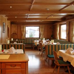 Breakfast room within restaurant Alpina