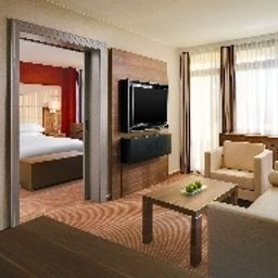 Suite Junior Sheraton Frankfurt Congress Hotel