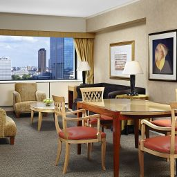 Suite Junior Sheraton Brussels Hotel