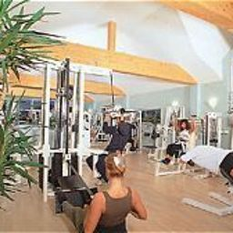 Wellness/fitness area Lindemann