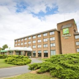 Widok zewnętrzny Holiday Inn PETERBOROUGH - WEST