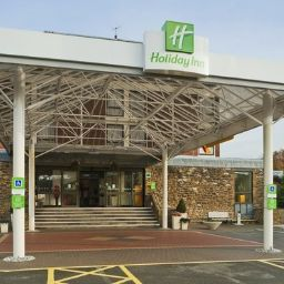 Фасад Holiday Inn STRATFORD UPON AVON