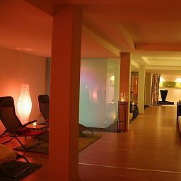 Wellness/fitness area Maxhotel